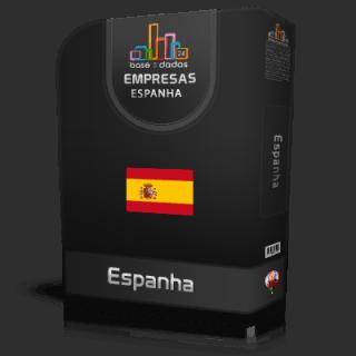 Base de Dados Empresas Espanha